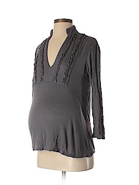 NOM 3/4 Sleeve Top Size XS (Maternity)