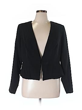 City Chic Blazer Size 16 Plus (S) (Plus)
