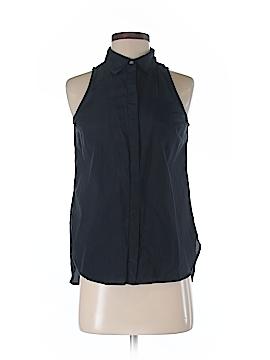 Ann Taylor Sleeveless Silk Top Size 2