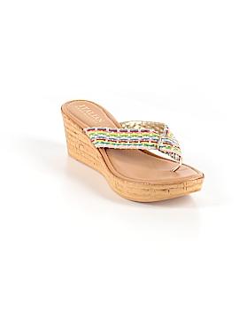 Italian Shoemakers Footwear Wedges Size 11