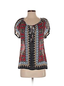 BILA Short Sleeve Blouse Size S
