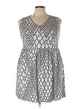 Misa Casual Dress Size 1X (Plus)