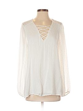 Shilla Long Sleeve Blouse Size S