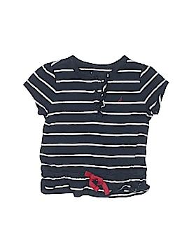 Nautica Short Sleeve Henley Size 18 mo