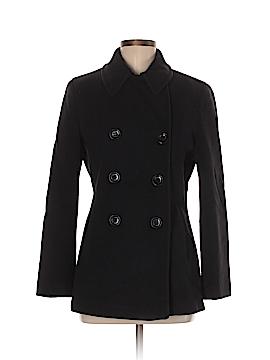 Calvin Klein Wool Coat Size 8 (Petite)