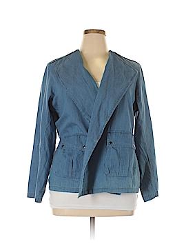 FASHION TO FIGURE Jacket Size 0X Plus (0) (Plus)