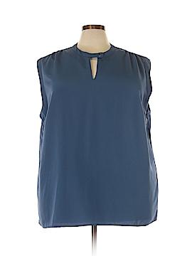 JunaRose Short Sleeve Blouse Size 24 (Plus)