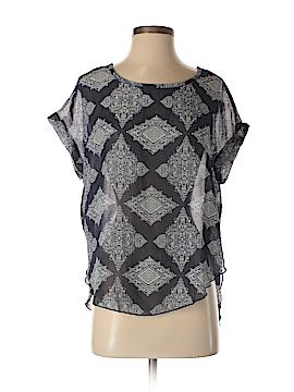 Vivace Design U.S.A. Short Sleeve Blouse Size S
