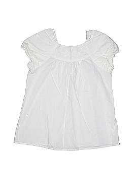 OshKosh B'gosh Short Sleeve Blouse Size 10