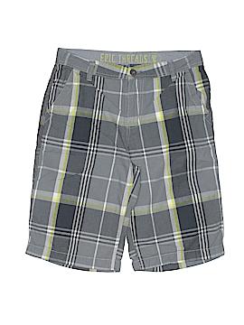 Epic Threads Khaki Shorts Size 16