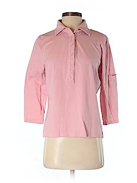 Talbots 3/4 Sleeve Polo Size M (Petite)
