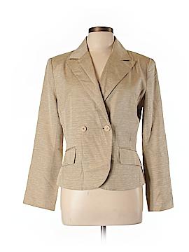 Spiegel Silk Blazer Size 10