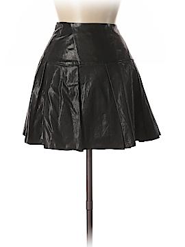 Cynthia Steffe Leather Skirt Size 8