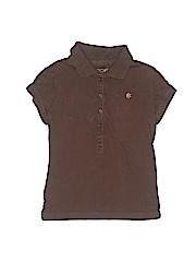 Cherokee Girls Short Sleeve Polo Size X-Small (Kids)