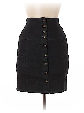 Era of Chaos Denim Skirt 25 Waist