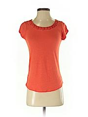 Ann Taylor Women Short Sleeve Top Size XS (Petite)