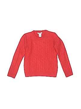 Crewcuts Cashmere Pullover Sweater Size 8