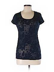 Ann Taylor Women Short Sleeve Top Size M
