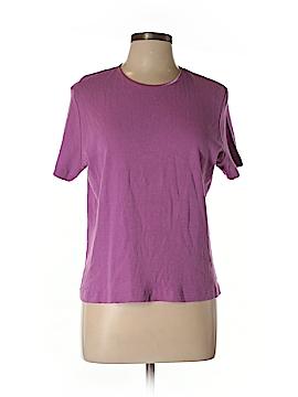Chic Short Sleeve T-Shirt Size L