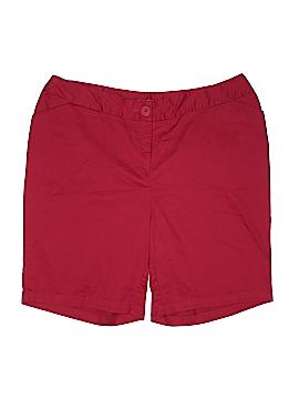 Avenue Khaki Shorts Size 18 (Plus)