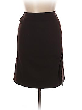 Oscar by Oscar De La Renta Wool Skirt Size 10