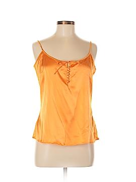 H&M Sleeveless Silk Top Size 12