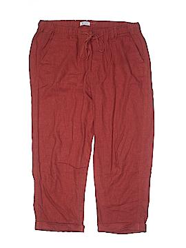 Susina Linen Pants Size S
