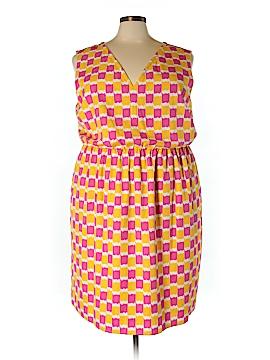 Tocca Casual Dress Size 22W (Plus)