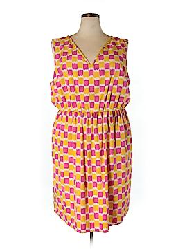 Tocca Casual Dress Size 18W (Plus)