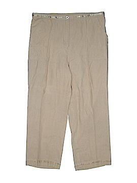 Selene Sport Linen Pants Size L