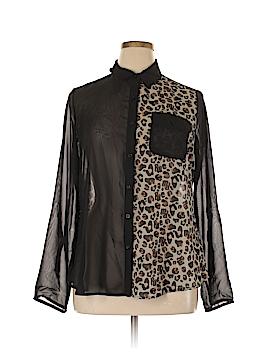Rocawear Long Sleeve Blouse Size 1X (Plus)