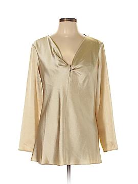 Natori 3/4 Sleeve Blouse Size L