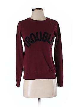 Ultra Flirt Pullover Sweater Size M
