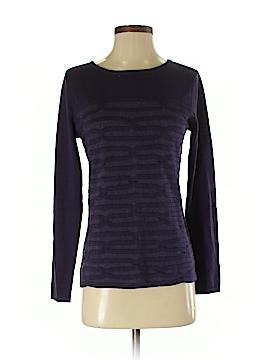 Antonio Melani Silk Pullover Sweater Size S