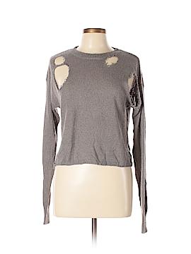 Signature 8 Pullover Sweater Size M