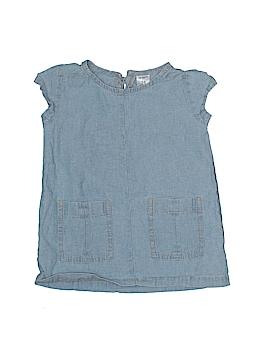 Carter's Short Sleeve Blouse Size 24 mo
