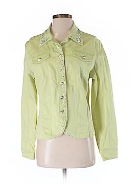 CHRISTINE ALEXANDER Denim Jacket Size M