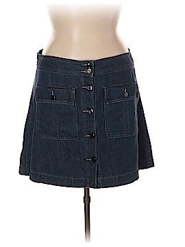 Gap Denim Skirt 34 Waist
