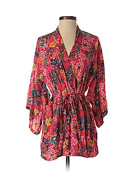 Josie Natori 3/4 Sleeve Blouse Size S