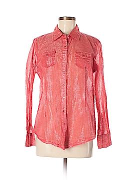 Ariat Long Sleeve Button-Down Shirt Size L