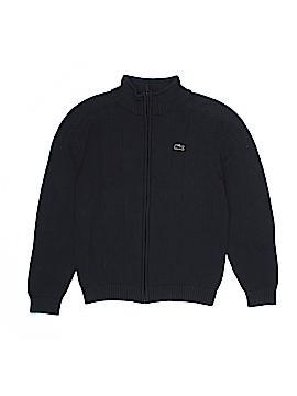 Lacoste Cardigan Size 12