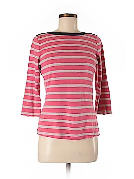 Croft & Barrow 3/4 Sleeve T-Shirt Size M (Petite)
