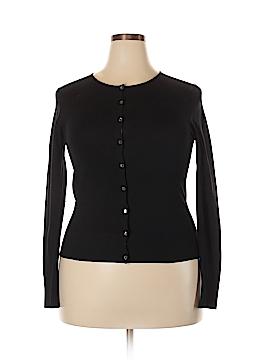 Neiman Marcus Silk Cardigan Size XL