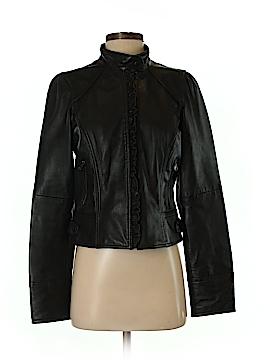 Sanctuary Leather Jacket Size XS