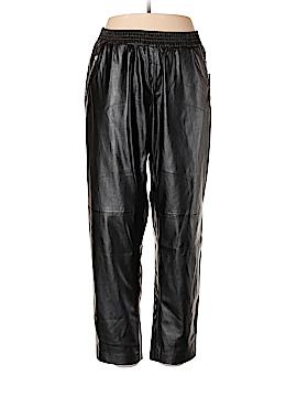 Eloquii Faux Leather Pants Size 18 (Plus)