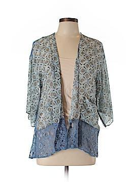 LOGO by Lori Goldstein Kimono Size XXS