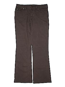 Pure color Casual Pants 30 Waist