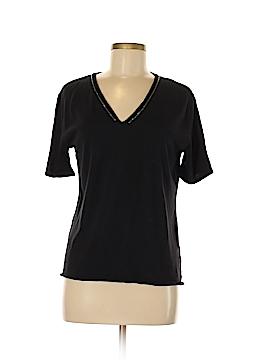 Massimo Dutti Short Sleeve Top Size M