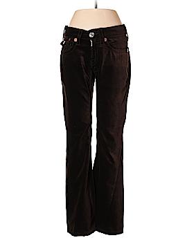 True Religion Velour Pants 30 Waist