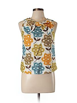 Orla Kiely Sleeveless Blouse Size XL (4)